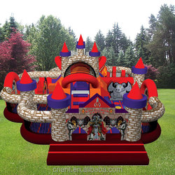 top quality giant inflatable obstacle