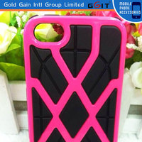 Special Design Tires TPU+PC Case For iPhone 6, Funny Style TPU Tires Case For iPhone 6