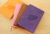 2015 leather agenda PU cover notebook A5 diary organizer custom notebook