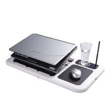 Mini air adjustable folding portable mini recliner laptop table on bed