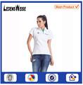 Con estilo a medida técnico venta al por mayor slim fit camiseta para mujeres