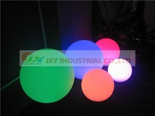 Cool Rechargeable Bar,club,party,wedding,KTV,hotel Floating Waterproof Led Ball Lights Outdoor led ball light outdoor