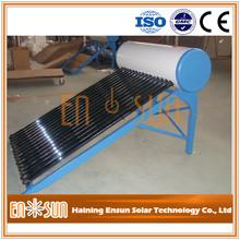 popular calentador de agua de aleación de aluminio