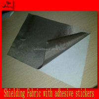 Manufacturers wholesale radiation shield adhesive stickers for fabric