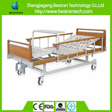BT-AM206 hospital equipment 2 function two crank hospital bed