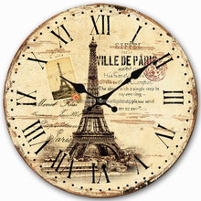 best selling products decorative 6 inch wall clock for bedroom