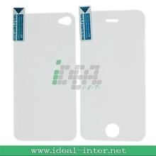 Pellicola in vetro temperato per iPhone 4/4S