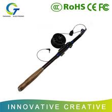 Videos underwater in color Waterproof fishing rod pen
