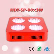 Red&Blue Hydroponic Light 3w Led Grow Light Full Spectrum for Medical Plant Veg Flower Growth