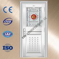 used metal security doors safety stainless steel doors