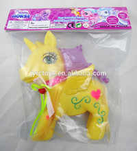 2015 New Design Lovely Kids Educational Horse Toys Products Made In China By ZHM3A