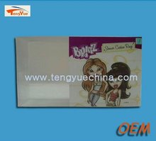 clear pvc packing
