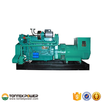 60HZ 100kW Customizable Generator With Automatic Transfer Switch