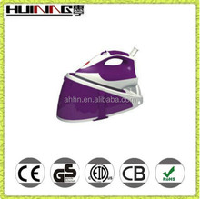 2015 dormitory durable purple colour family cheap but good cordless steam iron automatically shut off steam iron