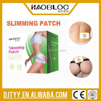 Haobloc Brand Professional Manufacturer Body Weight Loss Patch/Botanical Slimming Patch/Detox Slim Patch