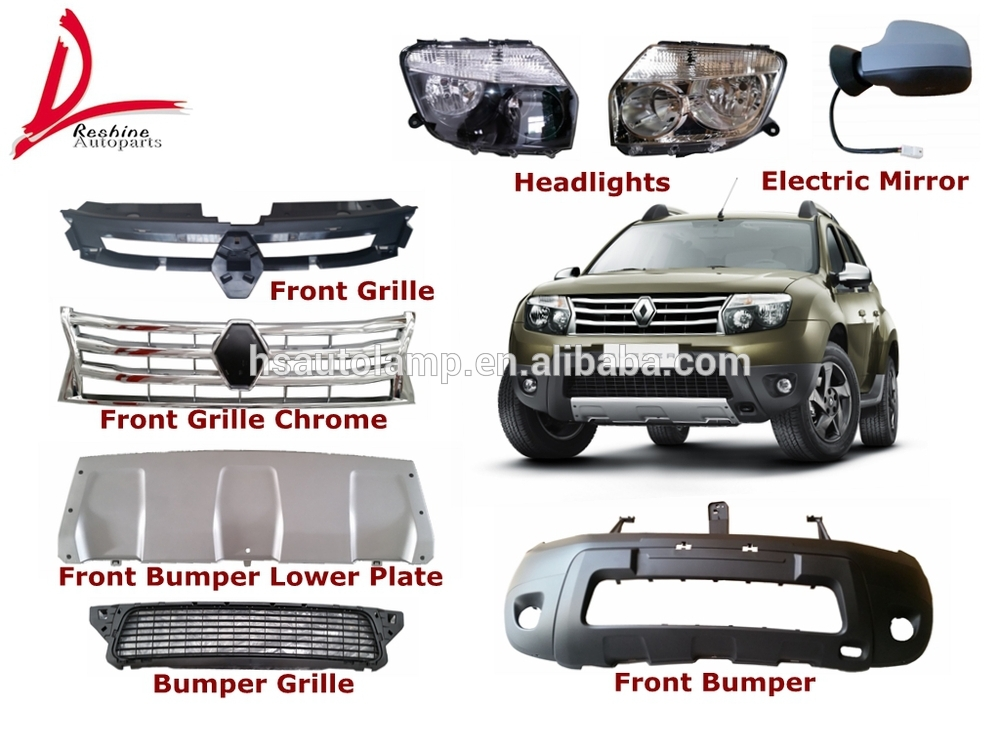 renault duster auto bumpers front bumper rear bumper buy renault duster front bumper. Black Bedroom Furniture Sets. Home Design Ideas