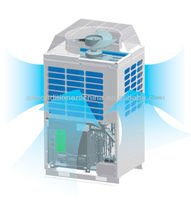 Haier MRV III air conditioner outdoor units