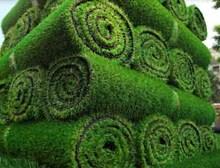 wedding decoration artificial grass for home garden