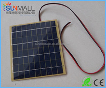 18V 290mA PET Small Poly Solar Panel for Home