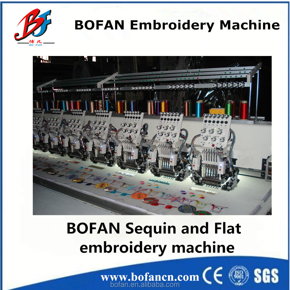 Computerized bead stringing embroidery machine price do