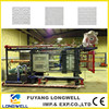 Longwell Bangladesh Hot Sale New Full Automatic EPS Hollow Core Concrete Cornice Machine