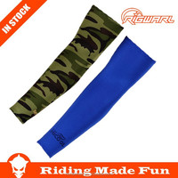 HC Outdoor UV Protection Adult Unisex Colourfull Basketball Arm Sleeve With OEM Service