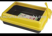 big square cat little with scoop,cat toilet,cat cleaning