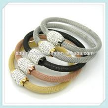 Alibaba express italy personalized magnetic colors meaning shamballa bracelet, fake shamballa bracelet
