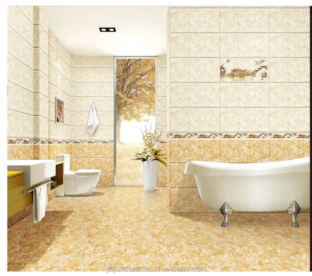 Bathroom And Kitchen Facade Decorative China Ceramic Wall Tile And ...