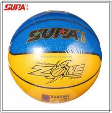 Import hygroscopic PU basketball, Highest quality laminate basketball balls