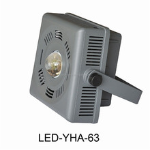 Xinyuan LED-YHA-63 Hot Selling Square Shape Various Installation Ways IP65 Outdoor Led Street Light Solar