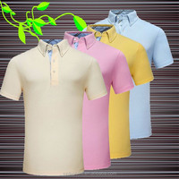 Hot sale high quality new design polo t shirt for men OEM