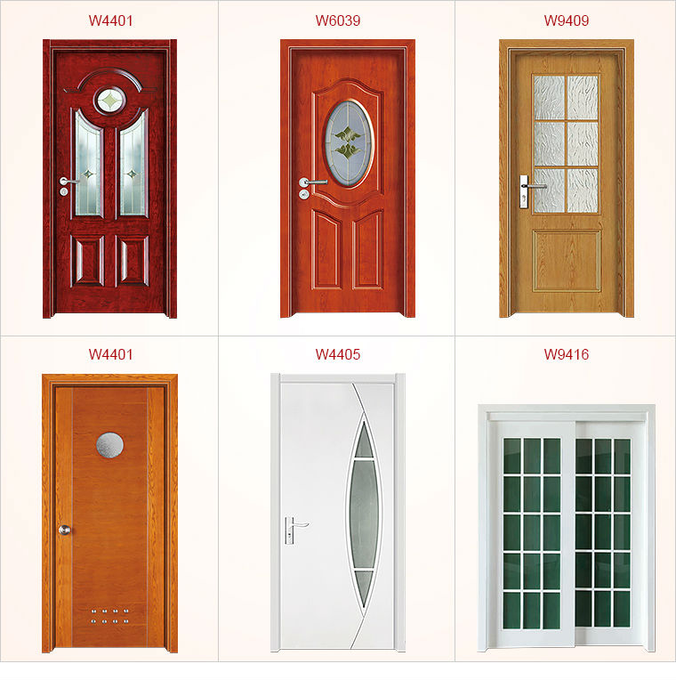 Wood Doors With Glass Pecifications