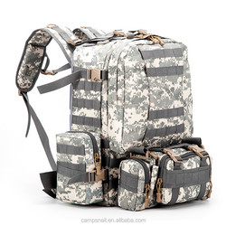 2015 Popular men high quality Camouflage mountain backpack extremity sport backpack