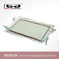 EMI Shielding Heated Glass for Display and Window