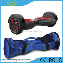 8 inch Blue tooth music 36v, 4400mah, 350w two wheels self balancing electric scooter