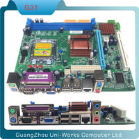 Micro-ATX g31 lga775 ddr2 motherboard
