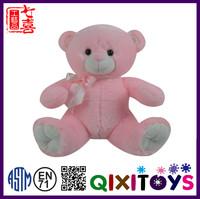 Wholesale popular China plush stuffed knitted teddy bear sweaters