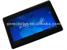 7inch A13 Android 4.0 tablet PC MID OEM