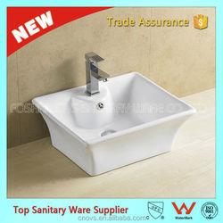 ceramic art basin gel toilet cleaner