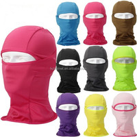2015 Colorful Hot Selling Winter Full face ski mask,cycling face mask for sports