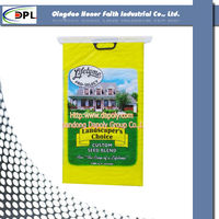 2014 Custom Standard High Quality Eco Friendly Pp Woven Bags