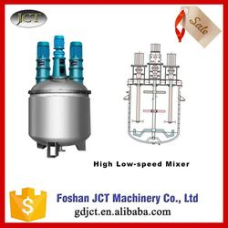 Industrial reactor for Silicone sealant making