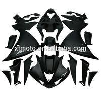 For Yamaha YZFR1 YZF R1 2009-2012 2010 2011 Black ABS Plastic Fairing Body Work