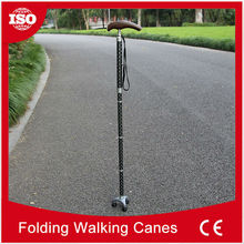 With 17 years experience Promotional High Quality Carbon natural color walking aid