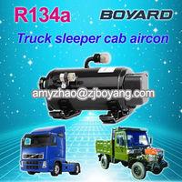 boyard lanhai r134a rotary electrical car ac compressor for electric car ac compressor truck cab air condition