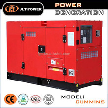 Chinese brands Ricardo 100kVA water cooled silent diesel generator for sale!