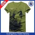 China 2015 impressoras mens t-shirt do preço de venda
