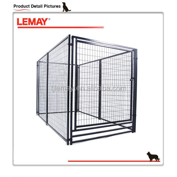 1.5x3x1.8m large strong heavy duty outdoor dog kennel