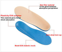 Medicated Insole shoes for diabetic shoe